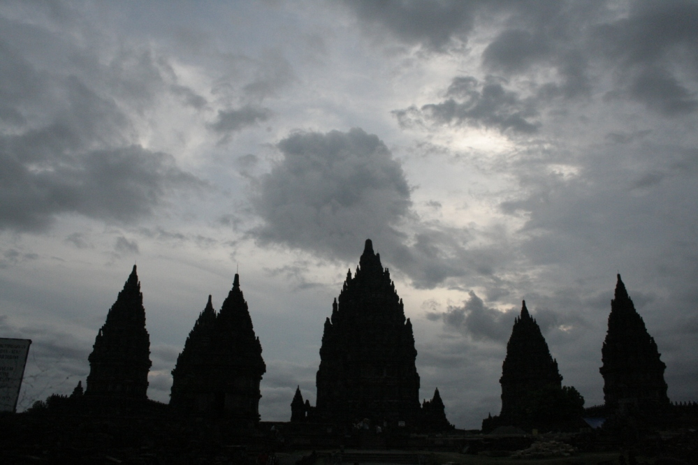 Prambanan After Sundown (1/6)