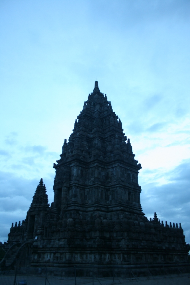 Prambanan After Sundown (6/6)